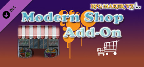 RPG Maker VX Ace - Modern Shop Add-On