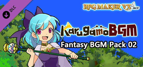 RPG Maker VX Ace - Karugamo Fantasy BGM Pack 02