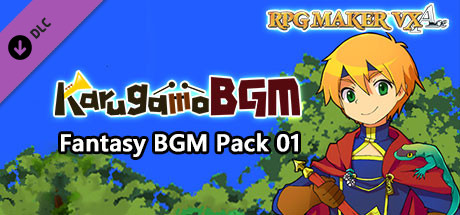 RPG Maker VX Ace - Karugamo Fantasy BGM Pack 01