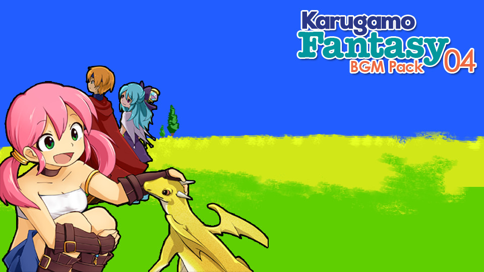 RPG Maker VX Ace - Karugamo Fantasy BGM Pack 04 - Keymailer