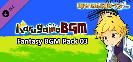 RPG Maker VX Ace - Karugamo Fantasy BGM Pack 03