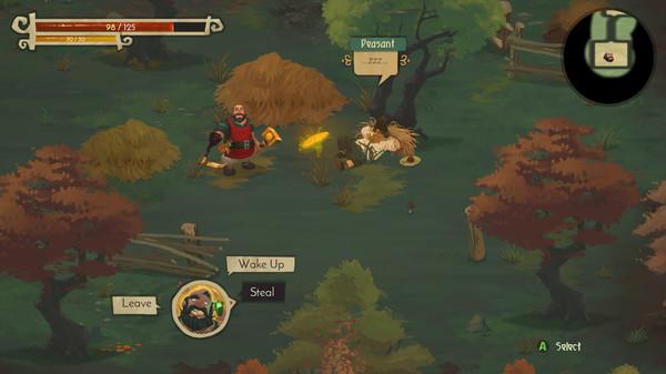скриншот Yaga 4