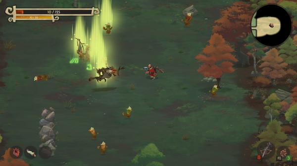 скриншот Yaga 1