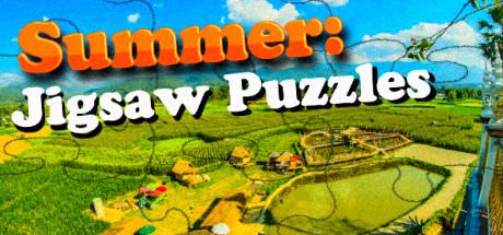 Summer: Jigsaw Puzzles