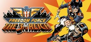 Freedom Force vs. the 3rd Reich cover art