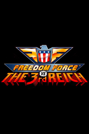 Freedom Force vs. the Third Reich poster image on Steam Backlog