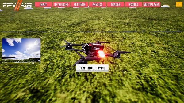 Скриншот из FPV Air 2
