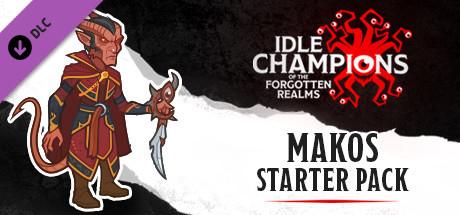 Купить Idle Champions - Makos' Starter Pack (DLC)