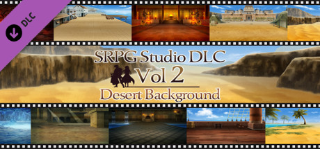 SRPG Studio Desert Background