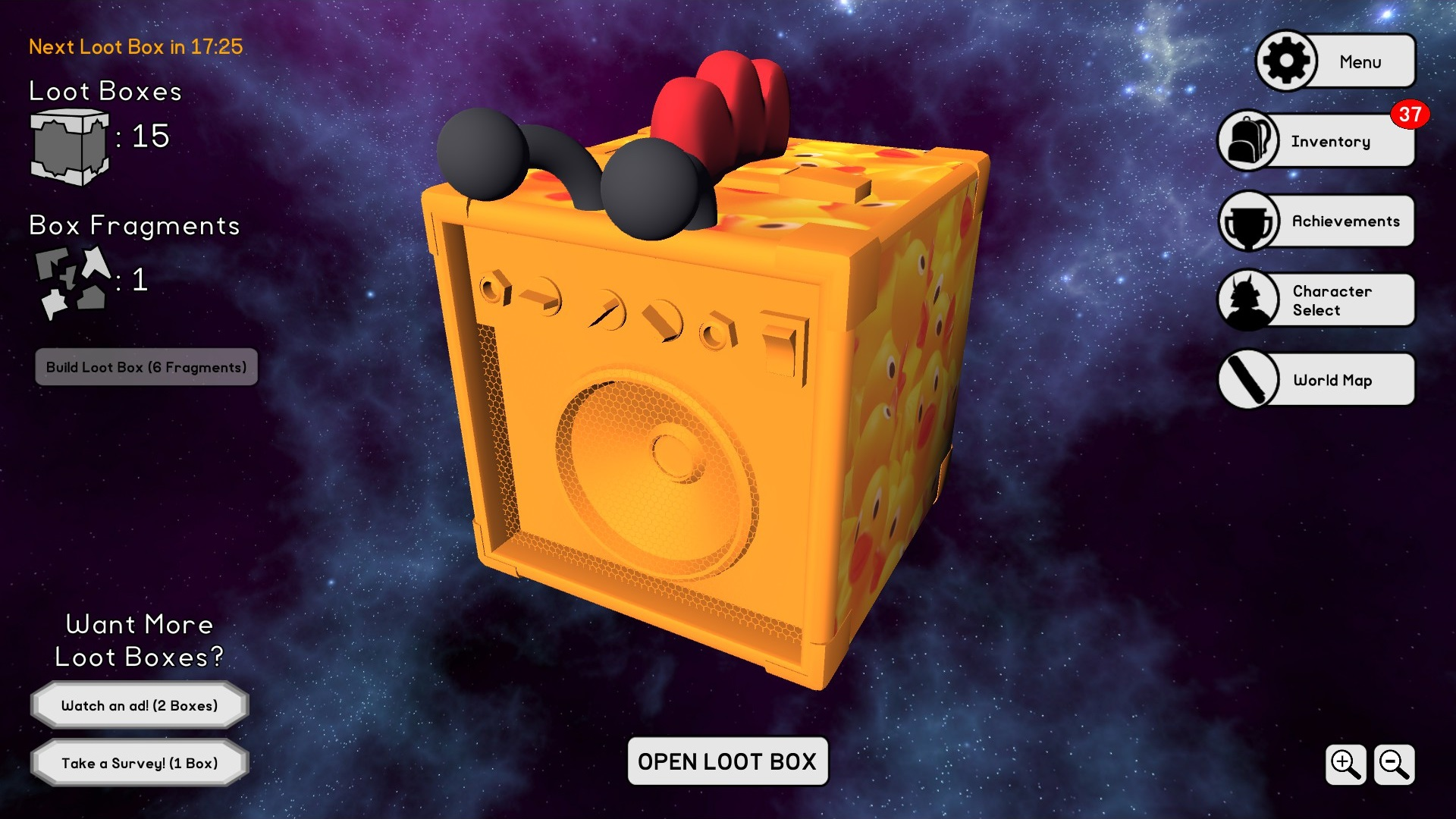 Loot Box Simulator