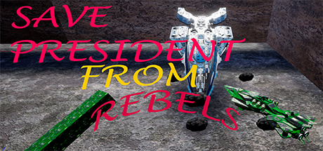 Save President From Rebels cover art