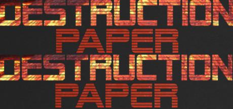 Destruction Paper cover art
