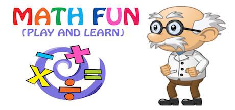 Math Fun cover art
