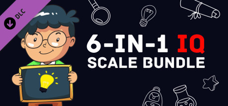 6-in-1 IQ Scale Bundle - Cube Match