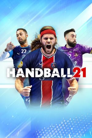 Handball 21 poster image on Steam Backlog