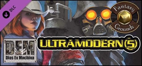 Fantasy Grounds - Ultramodern5 (5E)