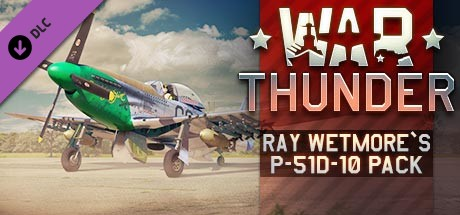 War Thunder - Ray Wetmore`s P-51D-10 Pack