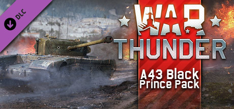 War Thunder - Black Prince Pack