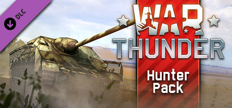 War Thunder - Hunter Pack