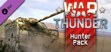 War Thunder - Hunter Pack