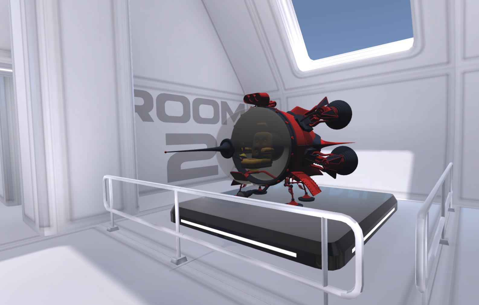 VR Model Viewer