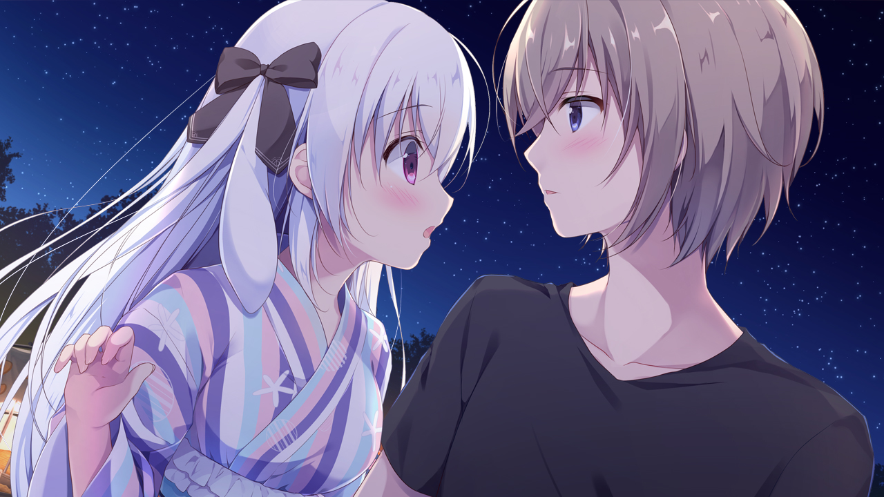 Download Game Visual Novel PC Love's Sweet Garnish