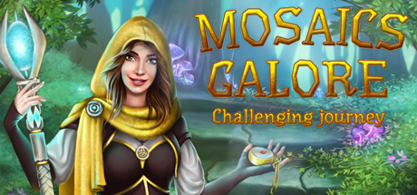 Mosaics Galore. Challenging journey Thumbnail