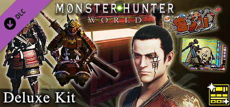 Monster Hunter: World - Deluxe Kit