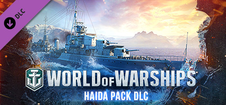 World of Warships - Haida Pack