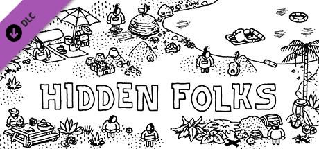 Hidden Folks – Beach Pack [PT-BR] Capa