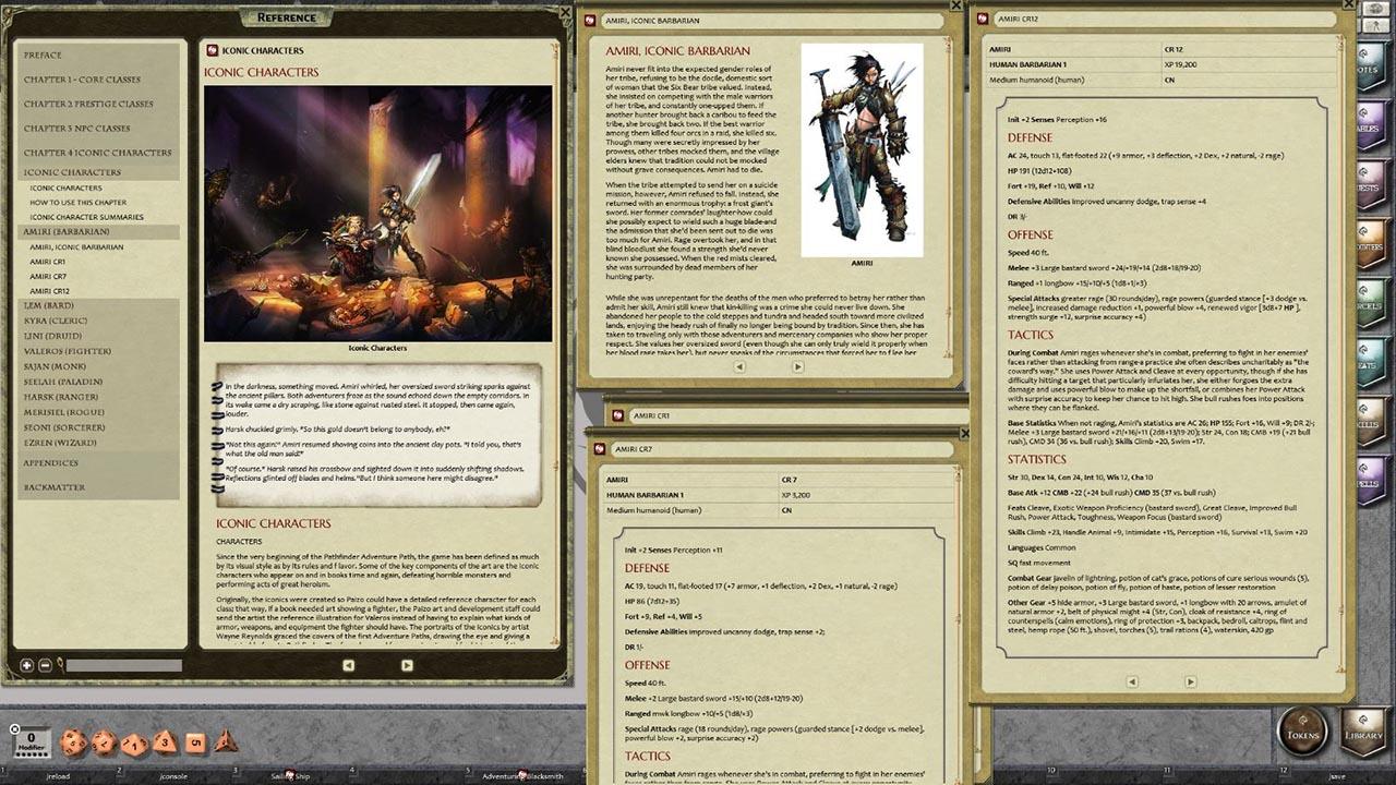 Fantasy Grounds - Pathfinder RPG - NPC Codex (PFRPG)