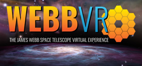 WebbVR: The James Webb Space Telescope Virtual Experience