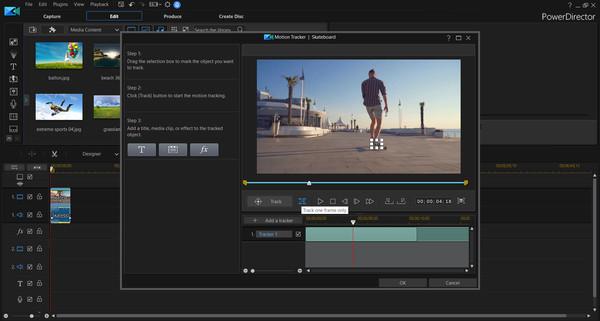 PowerDirector 17 Ultimate - Video editing, Video editor, making videos