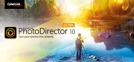 PhotoDirector 10 Ultra - Photo editor, photo editing software