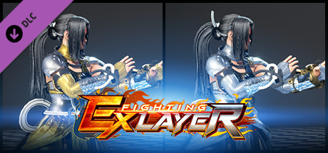 FIGHTING EX LAYER - Color Gold/Silver: Shirase