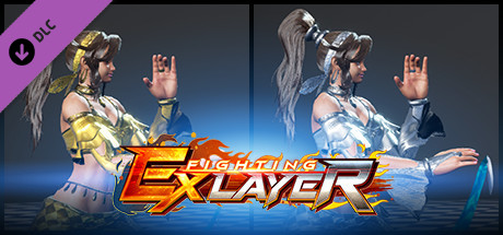 FIGHTING EX LAYER - Color Gold/Silver: Pullum