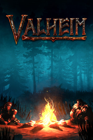 Valheim poster image on Steam Backlog