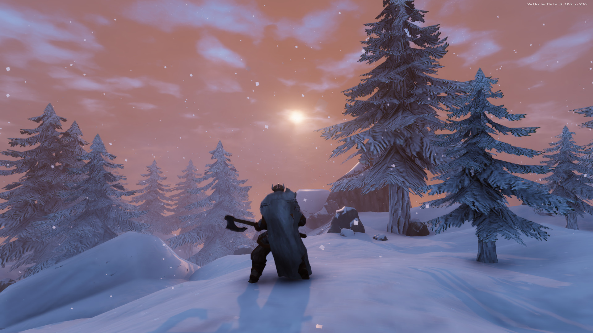 Valheim is one of the top 50 games running on Linux on Steam