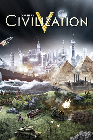 Sid Meier's Civilization V poster image on Steam Backlog