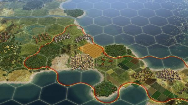 Sid Meier's Civilization® V Screenshot