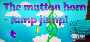 The mutton horn - Jump jump! cover art