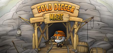 Gold Digger Maze cover art