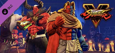 Street Fighter V - 2017 Halloween Costume Bundle