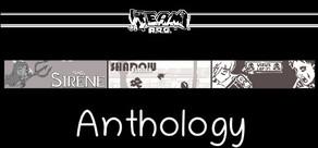 Team A.R.G. Anthology cover art