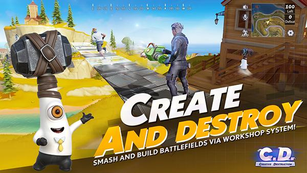 Creative Destruction On Steam
