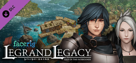 FaceRig Legrand Legacy