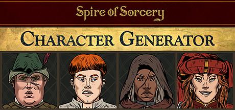 Spire of Sorcery – Character Generator / 角色生成器