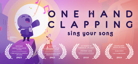 One Hand Clapping On Steam Songs for children — if you're happy clap your hands 01:15. one hand clapping on steam