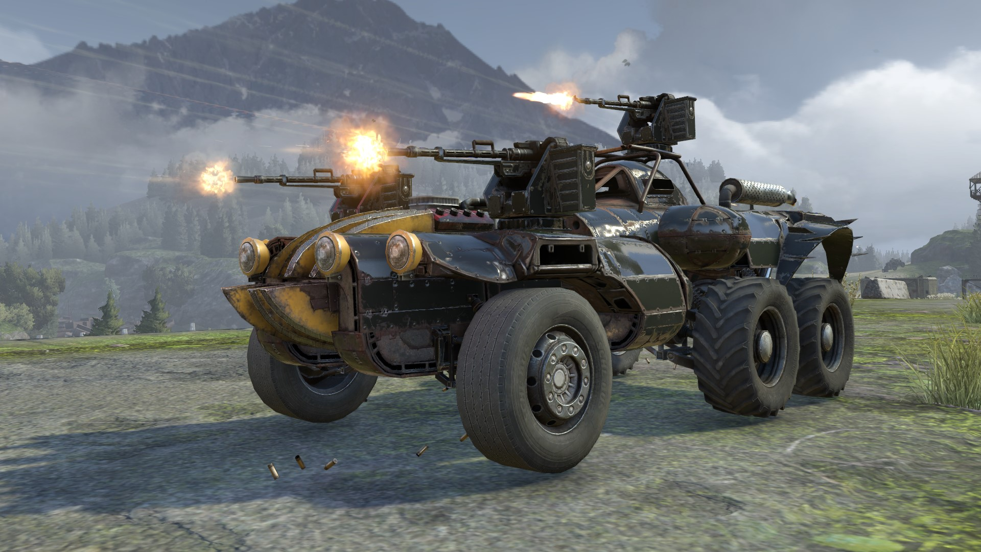 Crossout - Insomnia Pack