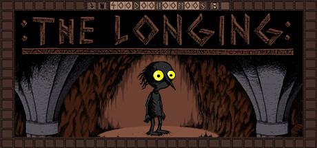 THE LONGING Capa
